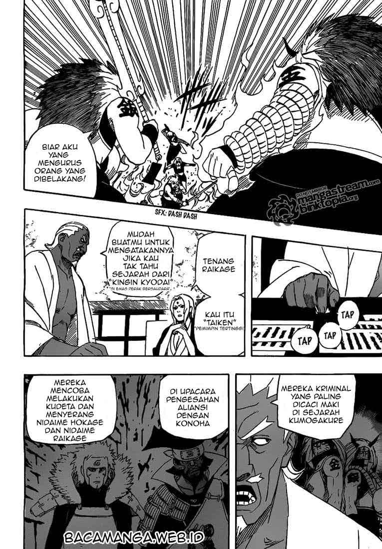Naruto Baca Komik Online Manga Bahasa Indonesia Chapter